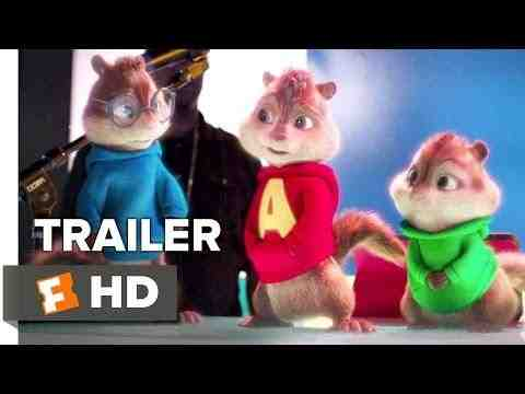 Alvin and the Chipmunks: The Road Chip - Teaser Trailer 1