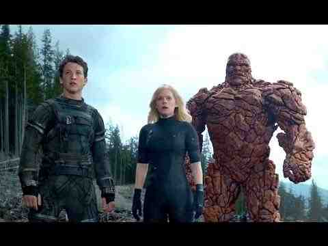 Fantastic Four - TV Spot 2