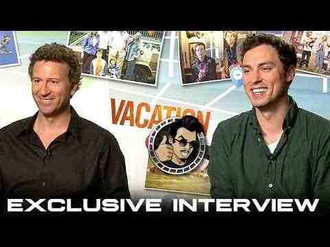 Vacation - John Francis Daley and Jonathan M. Goldstein Interview