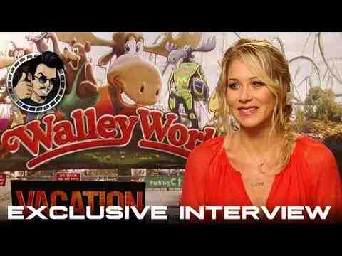 Vacation - Christina Applegate Interview