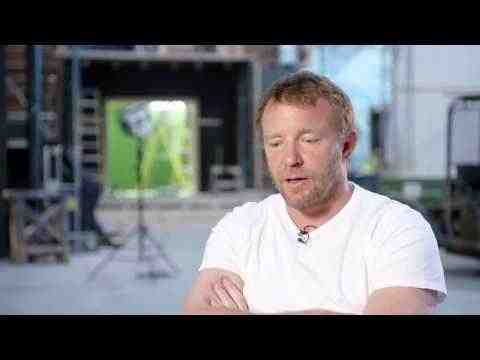 The Man from U.N.C.L.E. - Director Guy Ritchie Interview