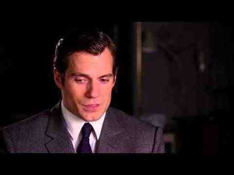 The Man from U.N.C.L.E. - Henry Cavill