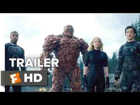 Fantastic Four - trailer 5