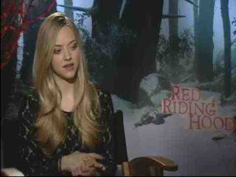 Amanda Seyfried Interview for