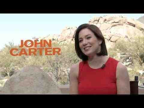 John Carter - Lynn Collins Interview