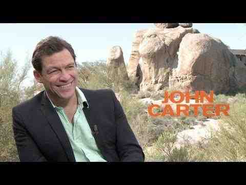 John Carter - Dominic West Interview